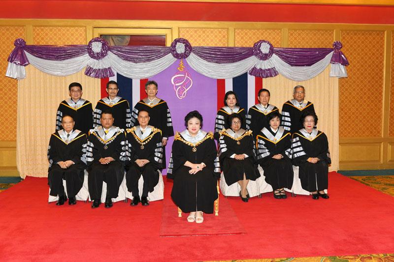พิธีประทานปริญญาบัตรแก่ผู้สำเร็จการศึกษา ประจำปีการศึกษา 2561